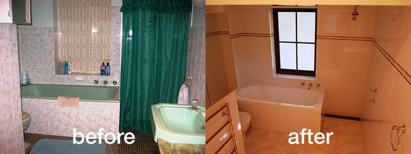 Andrew Evans Plumbing Bathroom Renovations